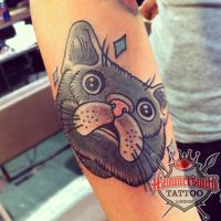 Alex Neo Traditional by HammersmithTattoo