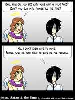 Jesus, Satan and the Emo pg 97 by JSandE