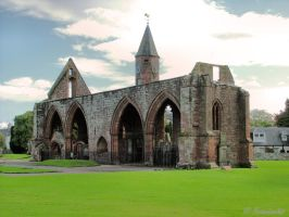 Fortrose Cathedral. by Heammawihio