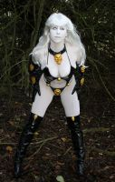 Lady Death 3 by Red-Draken