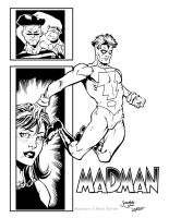 Madman Inked by Cadre