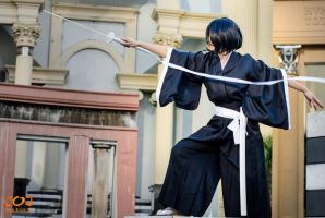 Firecloak as Rukia by ryanbourque
