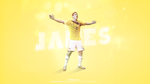 James Rodriguez by mutlukocatas