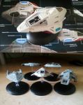 ST- Official Starships Collection - Delta Flyer by DoctorWhoOne