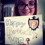 Vic's Birthday Book by veryberry781