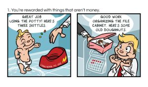 Things that aren't money. by joelduggan
