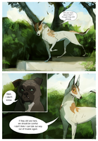 Comic Test Page by Kipine