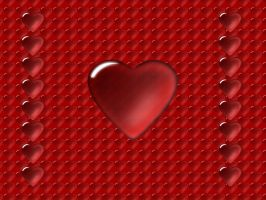 ValentineHearts by niccey