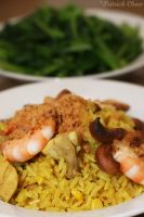 Thai pineapple fried rice by patchow
