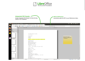 Libre Office Mockup 2.1 by usrnametaken