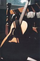 Guitar by Vici-was-king