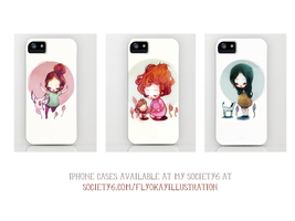 iPhone Cases by flyk