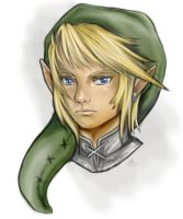 Link Face by Lady-Leaf