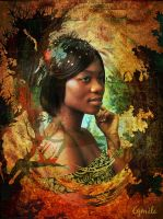 Reverie africaine by Eymele