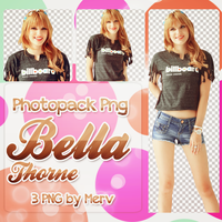 PNG Pack(148) Bella Thorne by BeautyForeverr