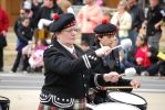 Pipe band drummers by NinthTome