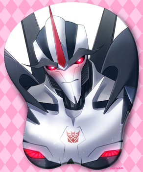 TFP:mouse pad by norunn8931