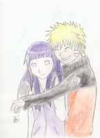 Hinata and Naruto by Graya7