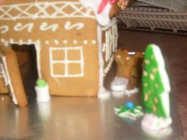 Gingerbread House (7) by jess13795
