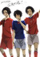 2010 FIFA - East Asia by CATGIRL0926