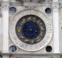 Venetian Clock by ForestGirlStock