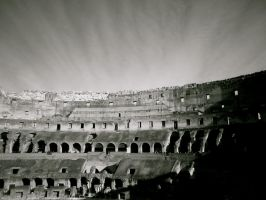 Colosseum 3 by lovethecolour