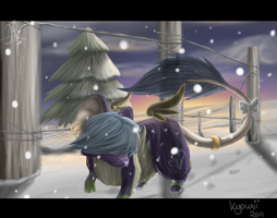 Winter is Coming. by Xeshaire