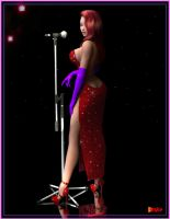 Jessica Rabbit by sodacan