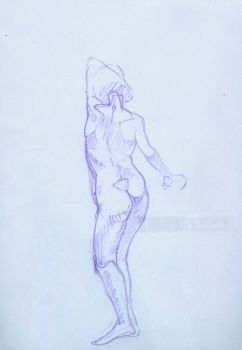 Figure drawing by carmorafael