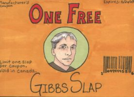 ATC: Gibbs Slap Coupon by angelacapel