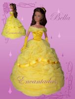 Belle - Beauty and the Beast by Encantadas