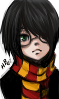 Harry Potter quickie by MiyuMotou