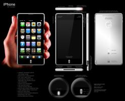 iPhone 4G concept by ivosiliev