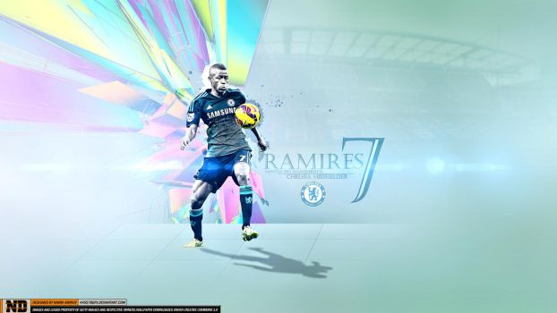 007 Ramires Chelsea by namo,7 by 445578gfx