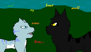 ...and My Heart Would Never Know by AskFlamestrike