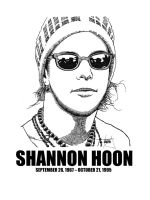 DSS No. 22 - Shannon Hoon by gothicathedral