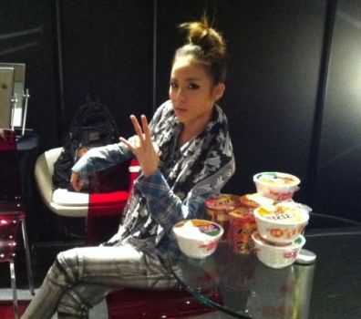 Dara loves Ramen by snowflakeVIP