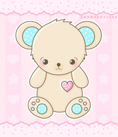 Little Love Bear by xXMandy20Xx