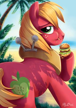 BigMacception by Adlynh