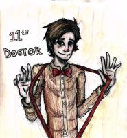 The 11th Doctor~ by Skipskatt