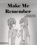ME- Make Me Remember ch11 cover by GrayBeast