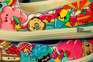 sweet shoes by heymonet