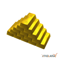 Gold Bar by DecanAndersen