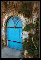 Door Of A Magical Butterfly by piur1241