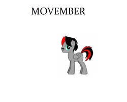 MOVEMBER SUPPORT by Ask-Lenox