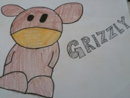Grizzily bear by 7lucas7