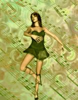 I've Got The Music In Me by VisualPoetress