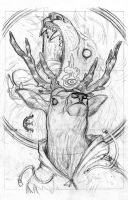 Epiphany (pencils) by MyNameIsMad
