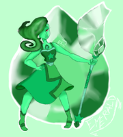Emerald by ENCSSIKITTYx