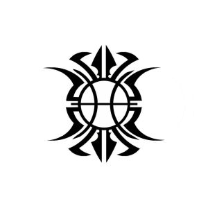 Zodiac Tattoo Designs With Image Zodiac Symbol Picture Pisces Tribal Tattoo 4